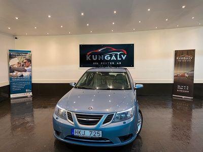 begagnad Saab 9-3 2.0t*AUTO*DRAG*1ÄGARE*KAMJEDKA*NYBES*NYSERVAD