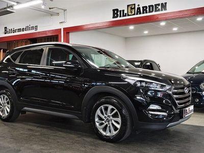 begagnad Hyundai Tucson 1.6 T-GDI 4WD 0:-kontant 2050:-/mån