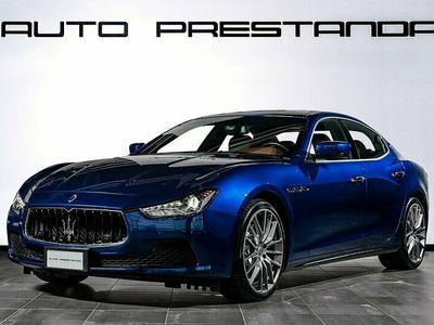 begagnad Maserati Ghibli S Q4
