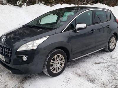 begagnad Peugeot 3008 Premium 1,6 HDI, Panoramatak -10