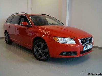 begagnad Volvo V70 2,0F Flex LimitedEdition Momentum Drag Vhjul 2010, Kombi Pris 69 900 kr