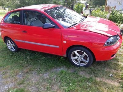 begagnad Seat Ibiza 1,4 STELLA sälljes -02