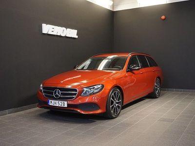 begagnad Mercedes E200 Kombi Avantagare Backkamera Värmare Aut Drag Nav ILS