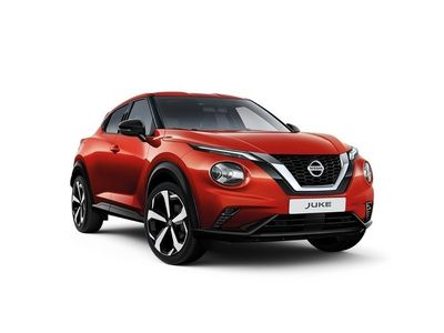 begagnad Nissan Juke DIG-T 117 Mt N-Connecta Tech Pack Mt + Navi + 2-Tone
