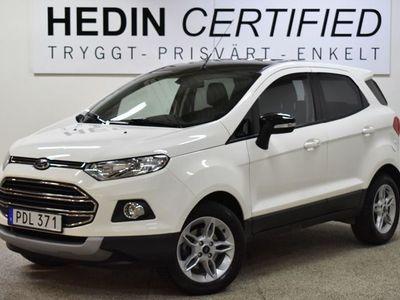 begagnad Ford Ecosport Titanium Plus Värmare V-hjul