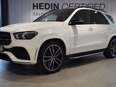 begagnad Mercedes GLE450 AMG 4Matic //AMG-line//Premium plus//Nightpackage