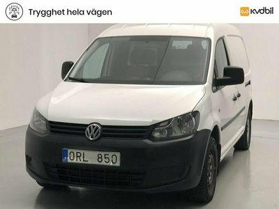 begagnad VW Caddy VW 2.0 Ecofuel Maxi Skåp 2011, Transportbil Pris 40 000 kr