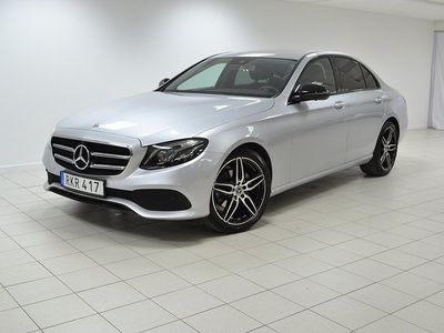 begagnad Mercedes E200 9G-Tronic Euro 6 184hk