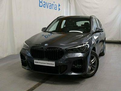 begagnad BMW X1 xDrive25e xDrive 25e M-Sport Parkingpack Nav Head-Up Drag HiFi