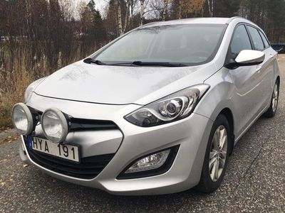 begagnad Hyundai i30 1.6 CRDi Kombi