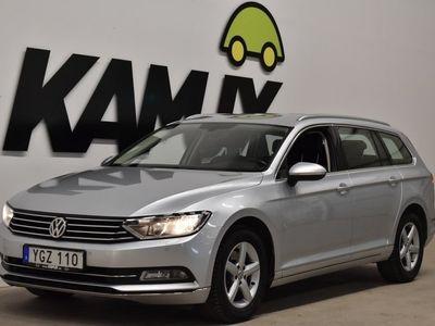 begagnad VW Passat SC 2.0 TDI | D-Värme | Drag | (190hk)