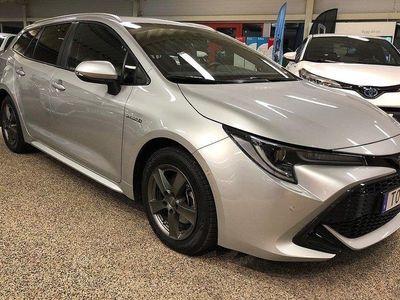 begagnad Toyota Corolla 2,0 TS Elhybrid Style Teknikpk