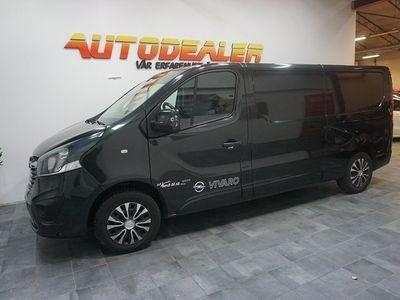 begagnad Opel Vivaro Van 1.6 CDTI Lång mod 115hk