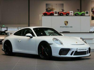 begagnad Porsche 911 GT3 911Clubsport PDK 500hk