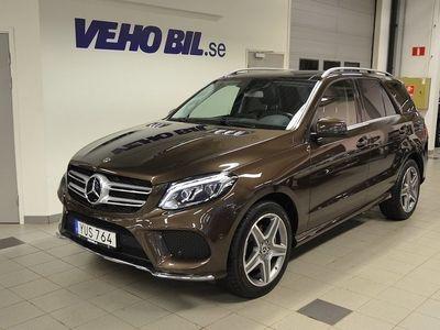 begagnad Mercedes GLE350 d 4MATIC/Automat/AMG Line/Distronic Plus Paket/Airmatic/Harm