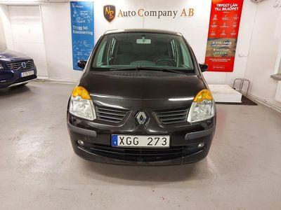 begagnad Renault Modus 1.6 112hk/Nybesiktigad/12000 mil