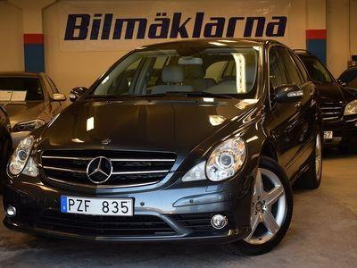 begagnad Mercedes R350 CDI 4MATIC VÄRMARE DRAG NAV 224hk