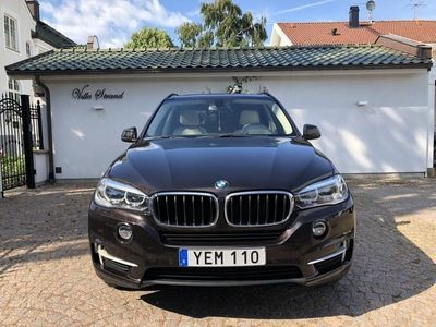 begagnad BMW X5 xDrive35d