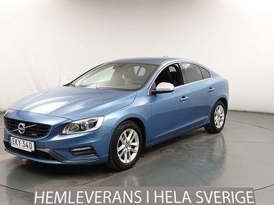 begagnad Volvo S60 T3 R-Design P.sensor Välservad 2014, Sedan 159 800 kr