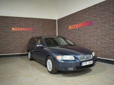 begagnad Volvo V70 2.4 Momentum, Classic 170hk Ny Besiktad