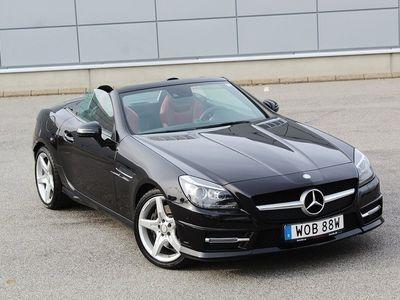 begagnad Mercedes 250 SLK-KlassCAB AUTOMAT CDi 7G-Tronic Plus 204hk