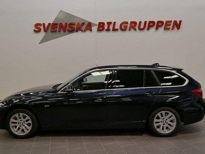 begagnad BMW 320 d xDrive Sport line Euro 6 190hk Drag