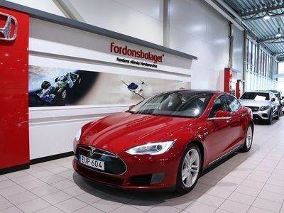 usata Tesla Model S 70D AWD 7-Sits Svensksåld 2015, Sedan 679 000 kr