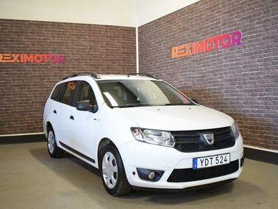 begagnad Dacia Logan MCV TCe Euro 6 90hk Ny Besiktad