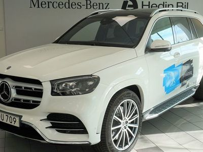begagnad Mercedes GLS400 400d 4-Matic AMG-Line