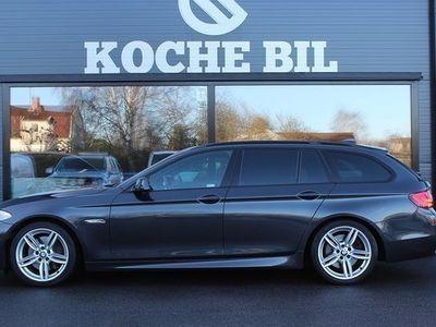 begagnad BMW 535 d 299 HK M Sport, Navi, Skinn