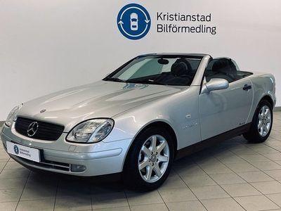 begagnad Mercedes 230 SLK BenzKompressor 2000, Personbil 98 900 kr