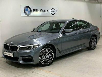begagnad BMW 530 e iPerformance Sedan Aut M-Sport | Navi | HiFi | Rattuppvärmning