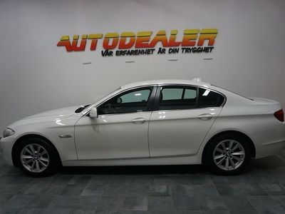 begagnad BMW 520 d Sedan / Drag / 184hk / -12