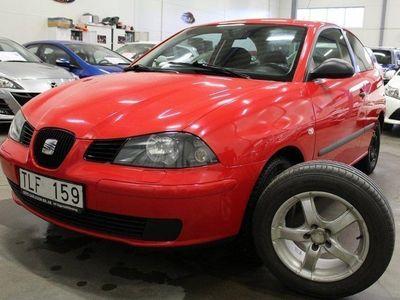 gebraucht Seat Ibiza 3-dörrar 1.2 64hk,OBS 16000 MIL,NY -03