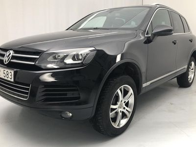 begagnad VW Touareg VW V6 TDI BlueMotion Technology 2012, SUV 160 000 kr