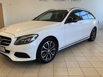 begagnad Mercedes 220 C-Klassd Avantgarde, Nightpackage, Värmare, Drag