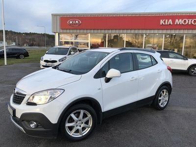 begagnad Opel Mokka 1.6 Ecotec / vinterhjul / Ny kamrem /