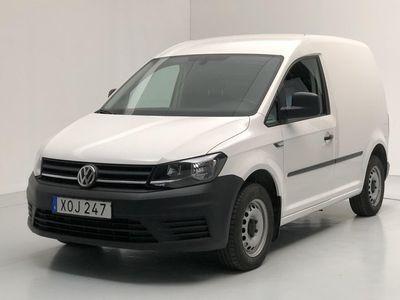 begagnad VW Caddy VW 2.0 TDI Skåp 2019, Transportbil 130 000 kr