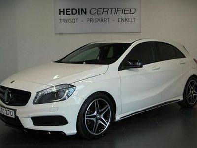 begagnad Mercedes 180 - Benz A - KLASSAMG Paket / / Night Paket