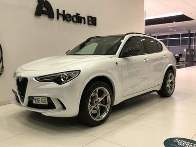 begagnad Alfa Romeo Stelvio Quadrifoglio 2.9 bi-turbo Automat A 2021, SUV Pris 999 900 kr