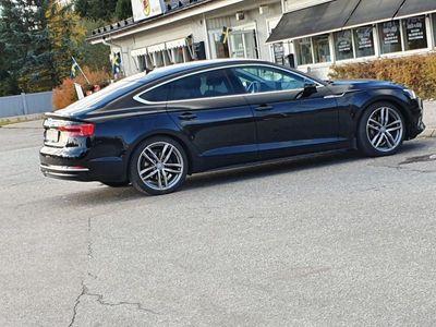 begagnad Audi A5 Sportback 2.0 TDI quattro D-värm