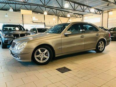begagnad Mercedes E320 E BenzAutomat Avantgarde 2004, Sedan Pris 54 000 kr