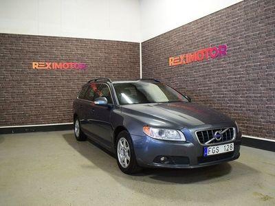 begagnad Volvo V70 D3 Momentum 163hk Ny Besiktad