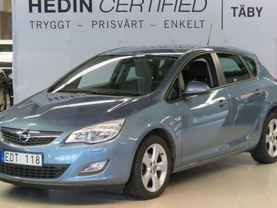 begagnad Opel Astra Enjoy 5dr 1,4 Turbo 140hk