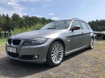 begagnad BMW 320 d x-drive, Touring, Auto, Met 10