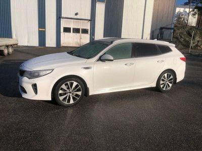 begagnad Kia Optima Sport Wagon 1.7 VGT