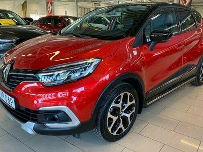 begagnad Renault Captur 1.2 TCe DCT AUTOMAT 2018, Halvkombi Pris 172 000 kr
