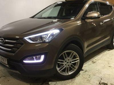 brugt Hyundai Santa Fe Fé 2.2 CRDi-R 4WD (197hk)