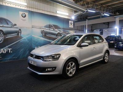 brugt VW Polo 5-dörrar-1.6 TDI-Comfortline-