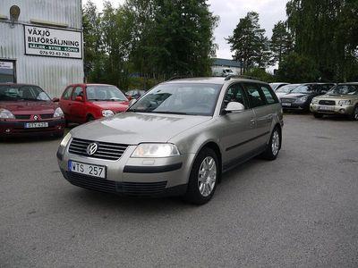begagnad VW Passat Variant 1.8 T 150hk/ BES /KAMREM BYTT